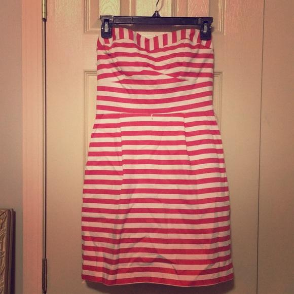 As U Wish Dresses | Strapless Summer Dress | Poshmark